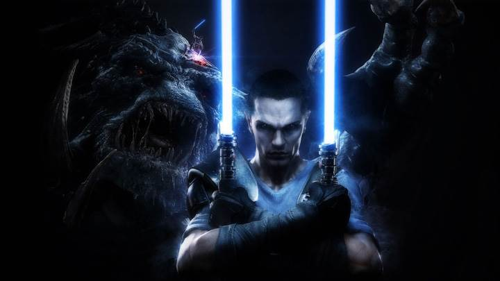 Star Wars Unleashed – Swords In Hand Looking Front