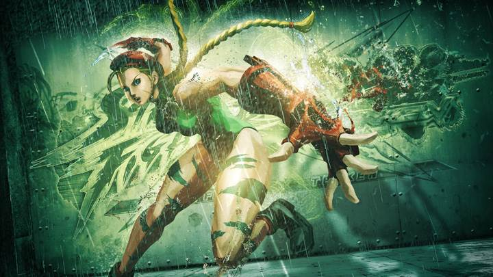 Street Fighter X Tekken – Cammy