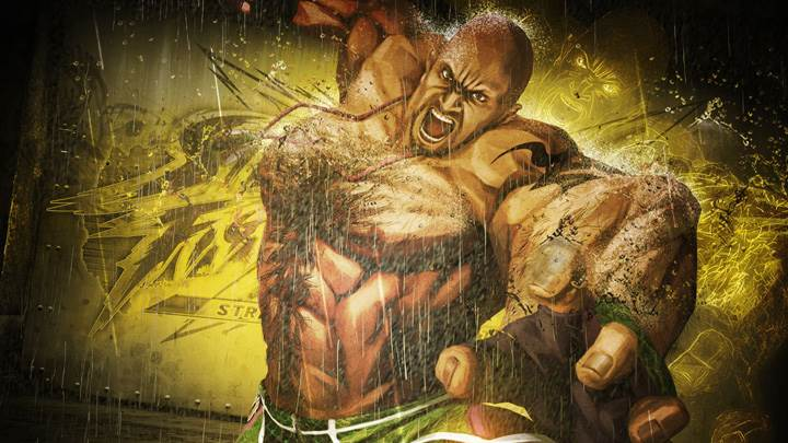 Street Fighter X Tekken – Craig Marduk Screaming