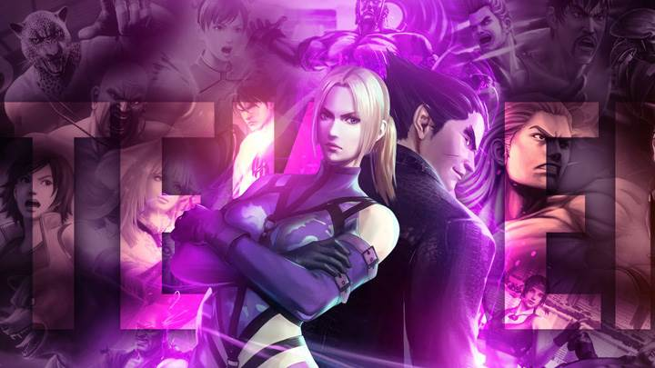 Street Fighter X Tekken – Nina With Team