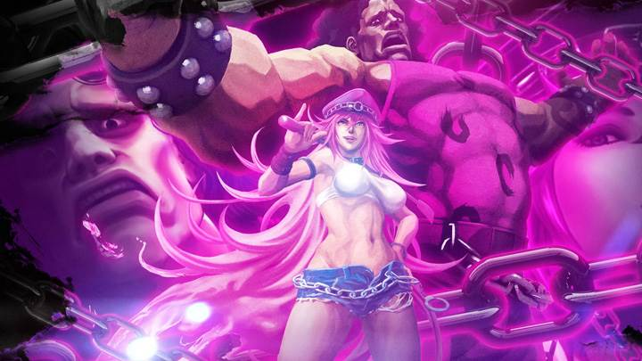 Street Fighter X Tekken – Poison And Hugo
