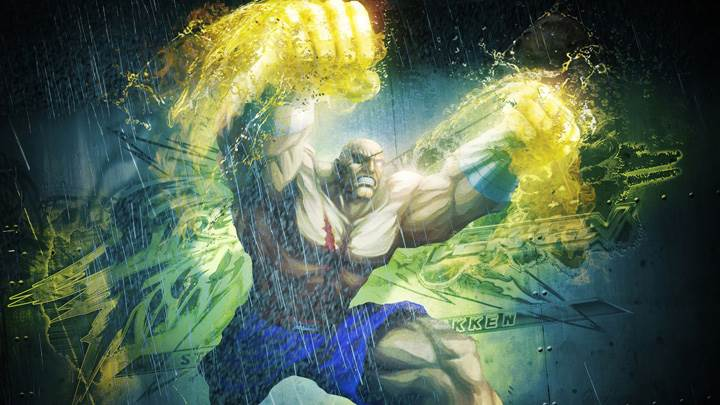 Street Fighter X Tekken – Sagat