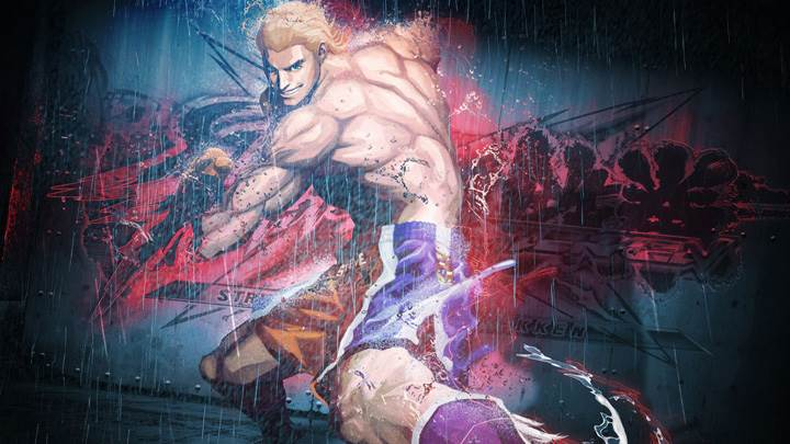 Street Fighter X Tekken – Steve Fox Body