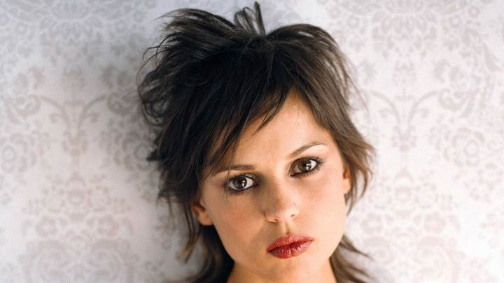 Sweet Face Of Elena Anaya And Red Lips