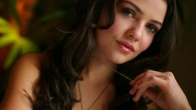 Sweet Smile Of Danielle Campbell Face Closeup