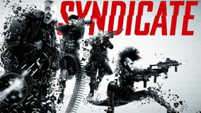 Syndicate Co-Op – Black And White Gun In Hand