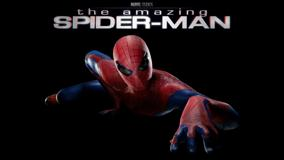 The Amazing Spider-Man – Andrew Garfield As Spider-Man N Black Background