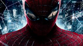 The Amazing Spider-Man – Red Dress Face Closeup