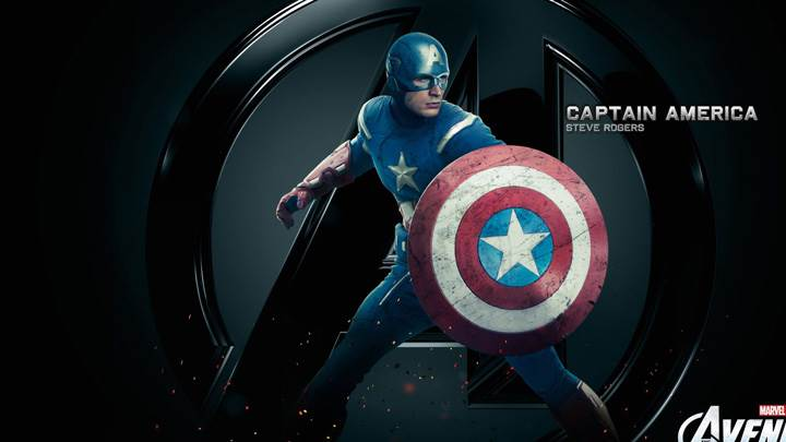 The Avengers – Captain America Steve Rogers Looking Something