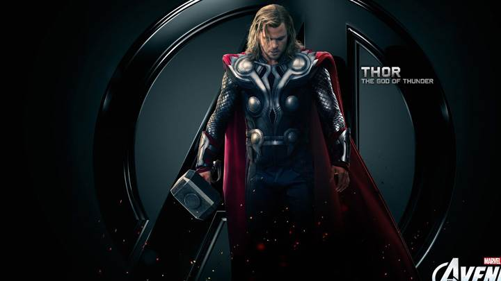 The Avengers – Chris Hemsworth As Thor The God Of Thunder