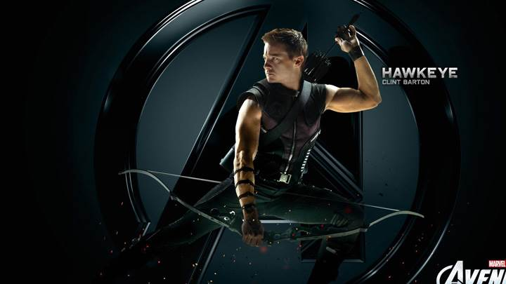 The Avengers – Hawkeye Clint Barton