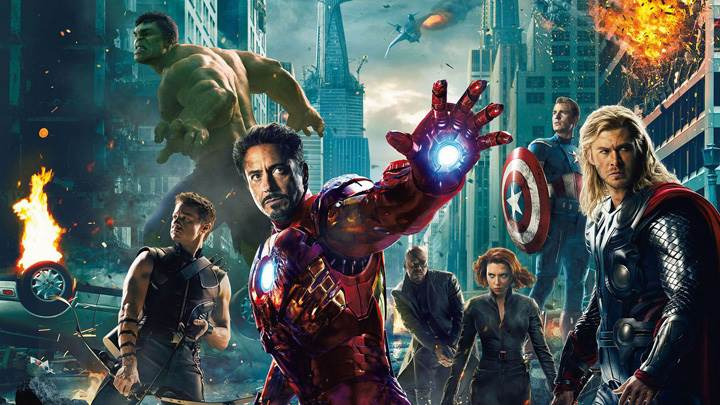 The Avengers – All Characters In City