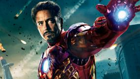 The Avengers – Robert Downey Jr. As Tony Stark Looking Side