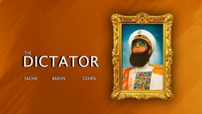 The Dictator – Sacha Baron Cohen As Aladeen N Yellow Background