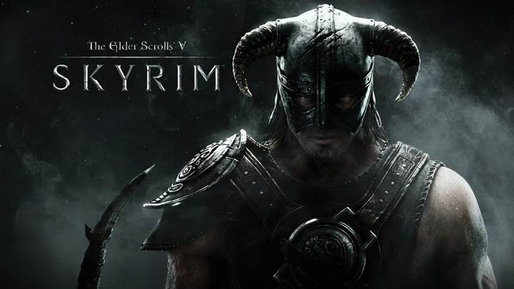 The Elder Scrolls V- Skyrim – Looking Front