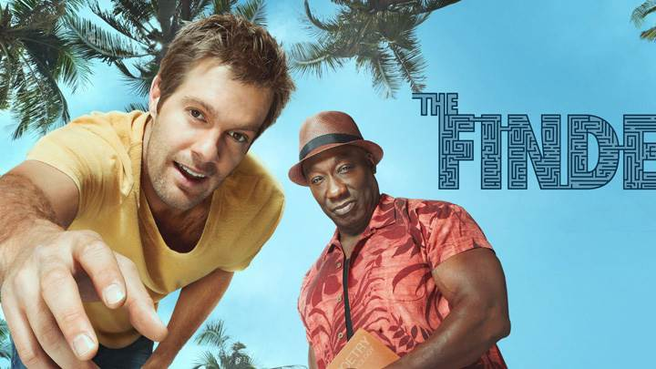 The Finder – Geoff Stults And Michael Clarke Duncan
