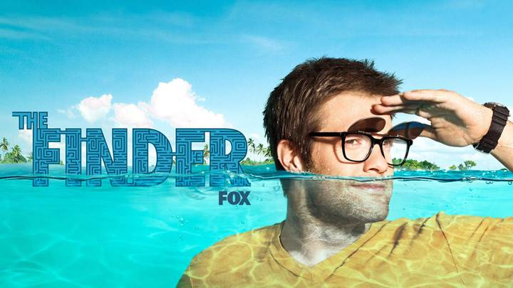 The Finder – Geoff Stults, Cover Poster