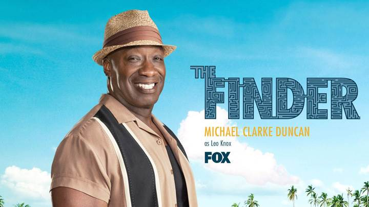 The Finder – Michael Clarke Duncan As Leo Knox