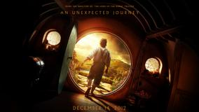 The Hobbit- An Unexpected Journey – Movie Cover Poster