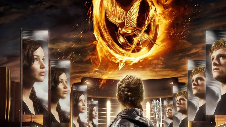 The Hunger Games – In Arena