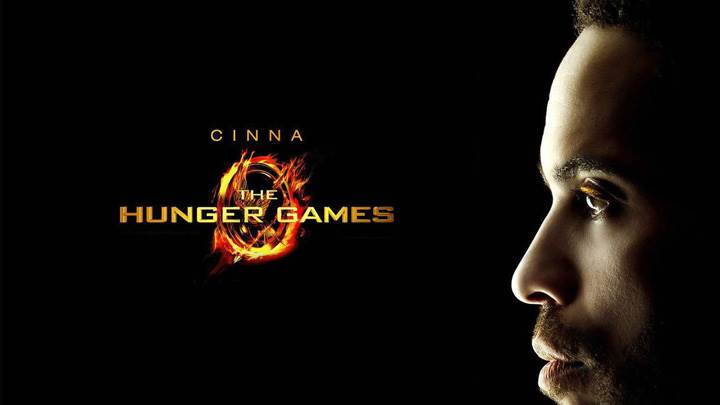 The Hunger Games – Lenny Kravitz As Cinna Side Face Closeup