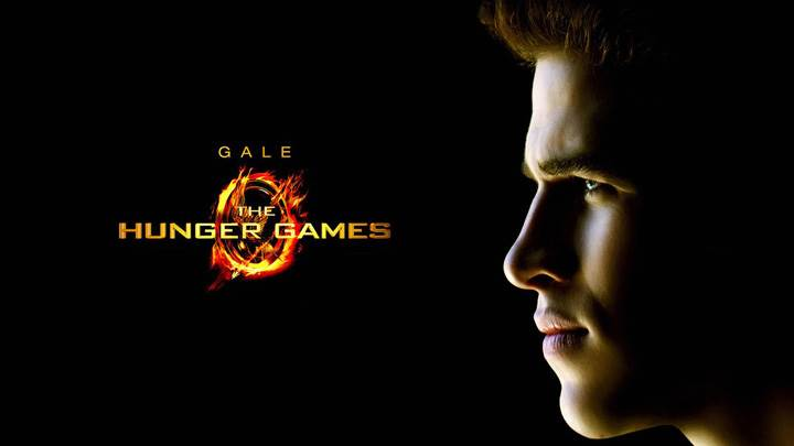 The Hunger Games – Liam Hemsworth As Gale Hawthorne Side Face Closeup