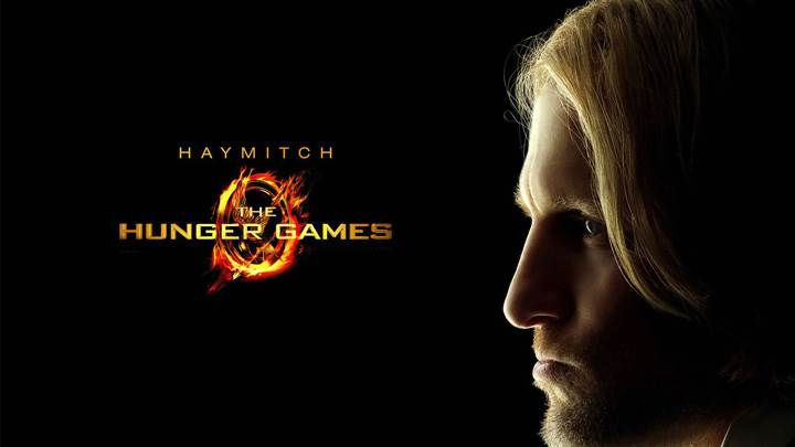The Hunger Games – Woody Harrelson As Haymitch Abernathy Side Face