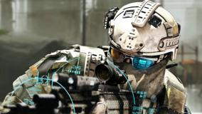 Tom Clancy's Ghost Recon – Future Soldier – Gun In Hand And Ready To Shoot
