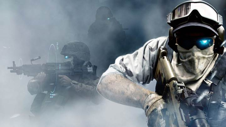 Tom Clancy's Ghost Recon – Future Soldier – Soldiers In Blasting Place