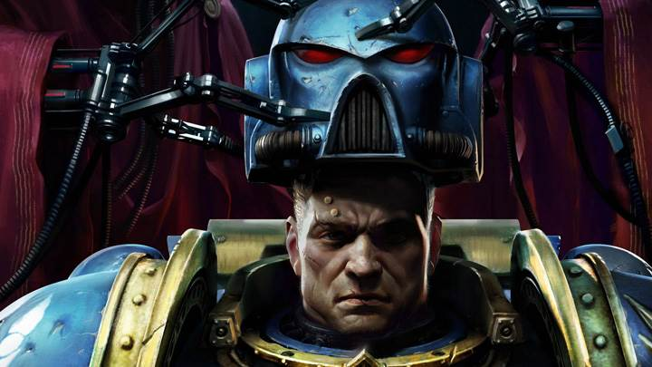 Warhammer 40000- Space Marine – Looking Front