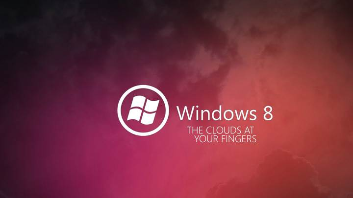 Windows 8 The Clouds At Your Fingers