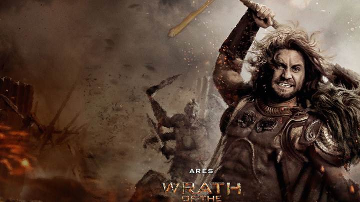 Wrath of the Titans – Edgar Ramirez As Ares Looking Front