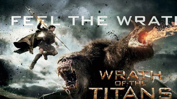 Wrath of the Titans – Movie Cover Poster