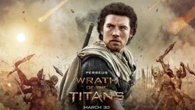 Wrath of the Titans – Sam Worthington As Perseus Looking Back