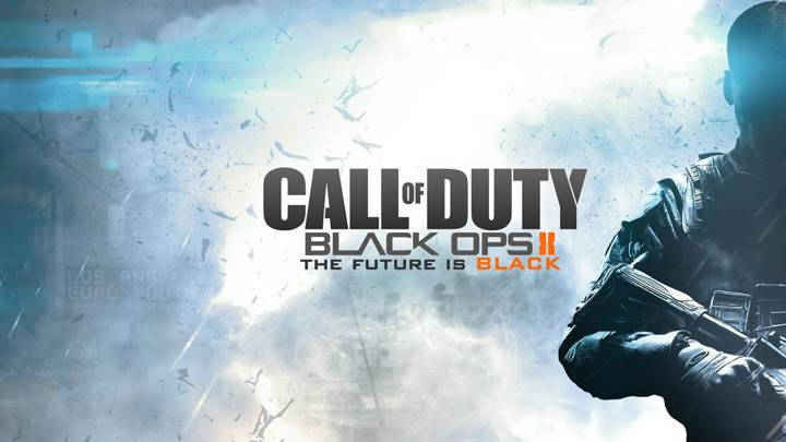 2013 Call Of Duty Black Ops 2 – Future Is Black