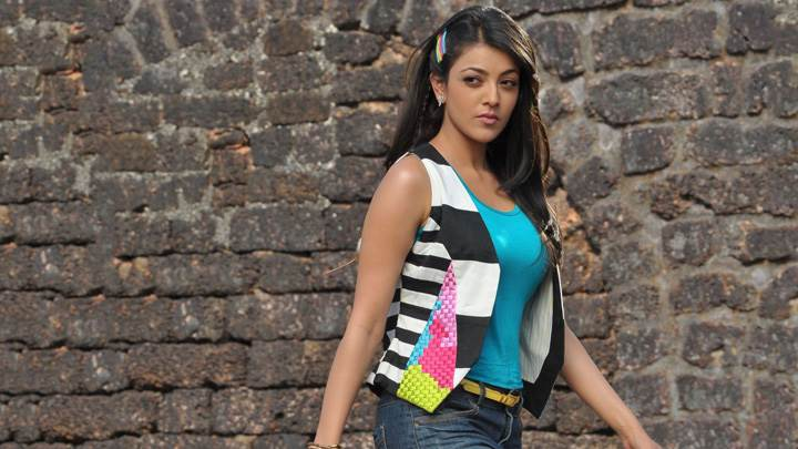 Kajal Aggarwal Looking Spicy Photoshoot