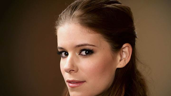 Kate Mara Looking At Camera Side Sweet Face Closeup