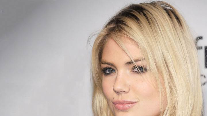 Kate Upton Cute Eyes N Wet Lips At Jeffrey Fashion Cares