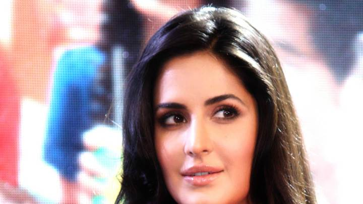 Katrina Kaif Face Closeup At The Launch Of BlackBerry Curve 9220