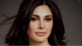 Lisa Ray Cute Eyes N Wet Lips Face Closeup