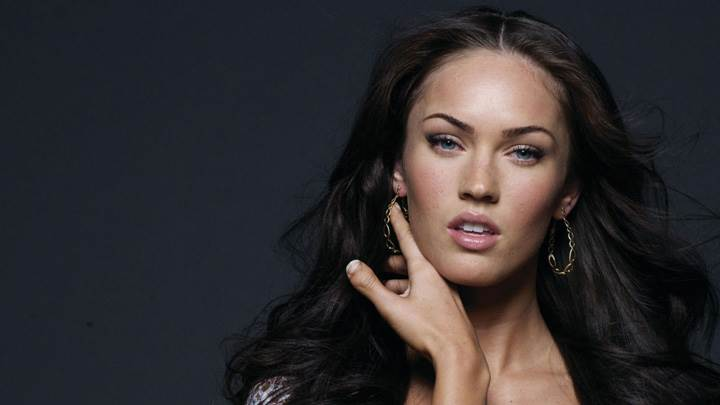 Megan Fox Hot Looking Photoshoot
