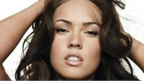 Megan Fox Lazy Face Closeup