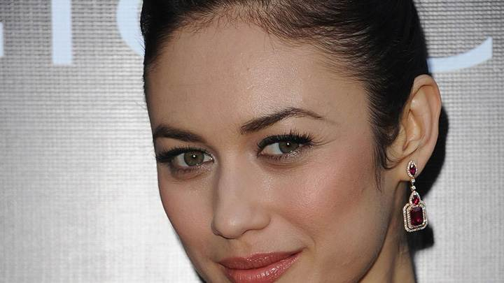 Olga Kurylenko Glossy Lips At Premiere In Los Angeles
