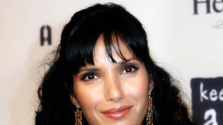 Padma Lakshmi Face Closeup At 6th Annual Keep a Child Alive Benefit