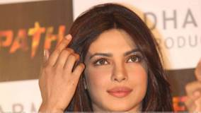 Priyanka Chopra Face Closeup At Agneepath Success Meet
