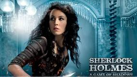 Sherlock Holmes – A Game of Shadows – Noomi Rapace As Madam Simza Heron