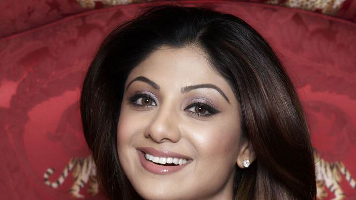 Shilpa Shetty Sweet Smiling And White Teeth