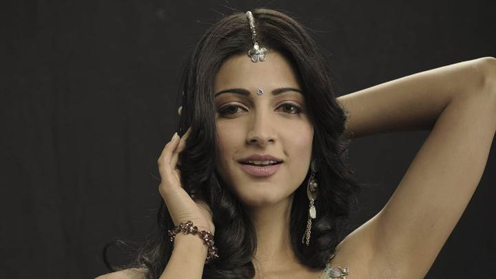 Shruti Haasan Modeling Pose Photoshoot
