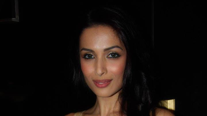 Smiling Face Of Malaika Arora Khan Promotes Sunsilk Gold Chamber of Secrets