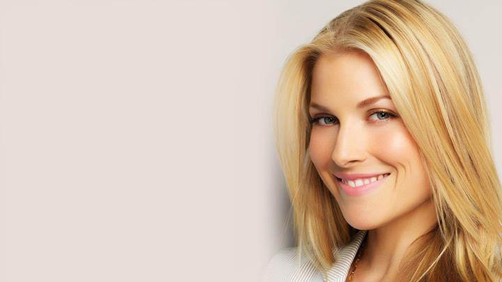 Cute Ali Larter Side Pose And Face Closeup